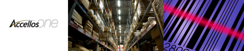 accellos warehouse management system software