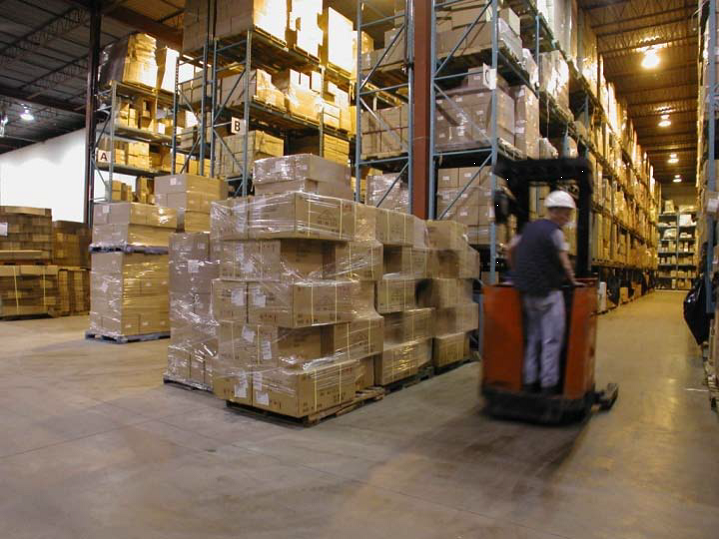 Making Money In The Warehouse Icepts