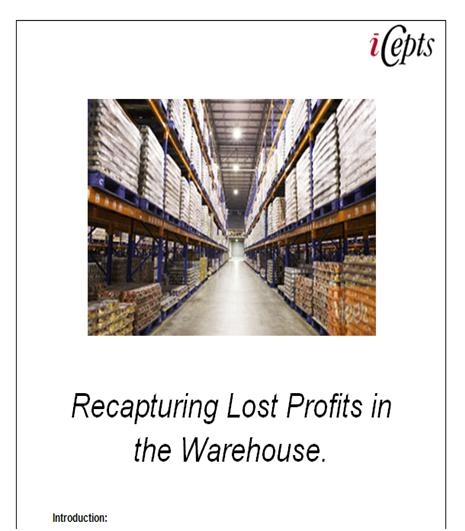 Warehouse Management System   iCepts - Part 3