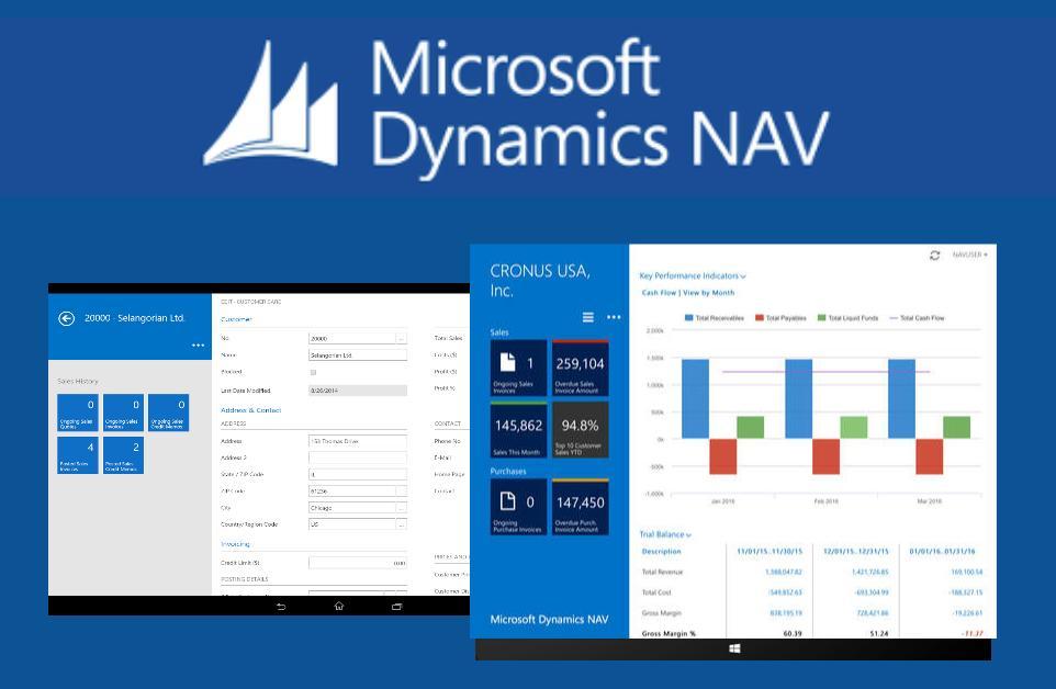 Microsoft Dynamics Nav And Accellos Partners In Pa Md Nj Va