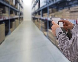 Warehouse Inventory and Technology