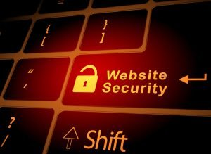 Risk website security
