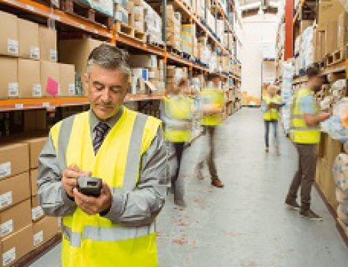 Direct Labor Savings Achieved through Warehouse Management Systems