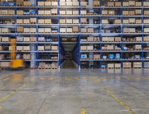 Achieving Better Warehouse Management-Space Utilization