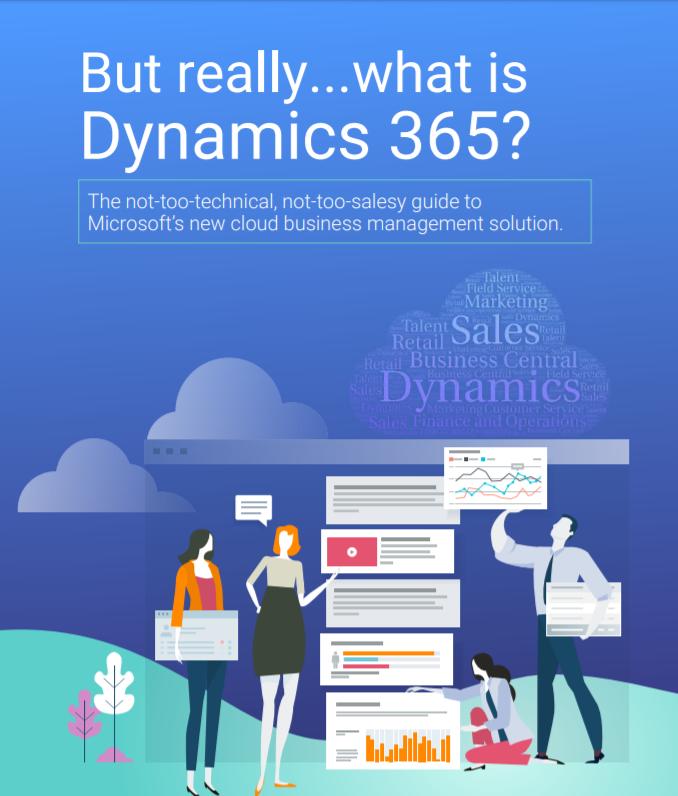 What is Microsoft Dynamics 365