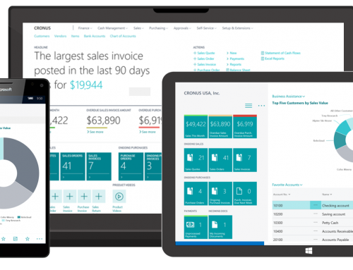 What is Microsoft Dynamics 365 Business Central? What about NAV?