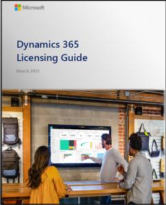 Microsoft 365 Licensing Guide 2021